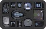 HSMEEE035BO Schaumstoffeinlage für Star Wars X-Wing TIE-Schnitter (TIE Reaper)