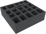 Feldherr foam tray set for Krosmaster Arena board game box