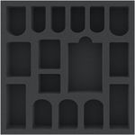 Feldherr foam tray set for Krosmaster: Arena - Frigost board game box