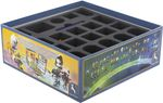 Feldherr foam tray set for Krosmaster Arena and expansion Frigost board game boxes