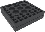 Feldherr foam tray set for Way of the Panda board game box