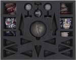 FSMEDD030BO for Star Wars Rebellion + Rise of the Empire - Empire miniatures and Game material (23 slots)