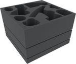 Feldherr foam tray set for Lords of Hellas board game box