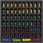 Feldherr Schaumstoff-Set für Lords of Hellas Grundspiel