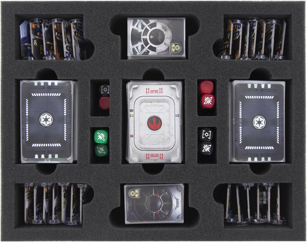 FS050RB01 foam tray for Star Wars Rebellion - Game Material