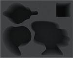 Feldherr foam tray for KDM 1.5 Wave 2: Lion God, Lonely Tree, Gorm
