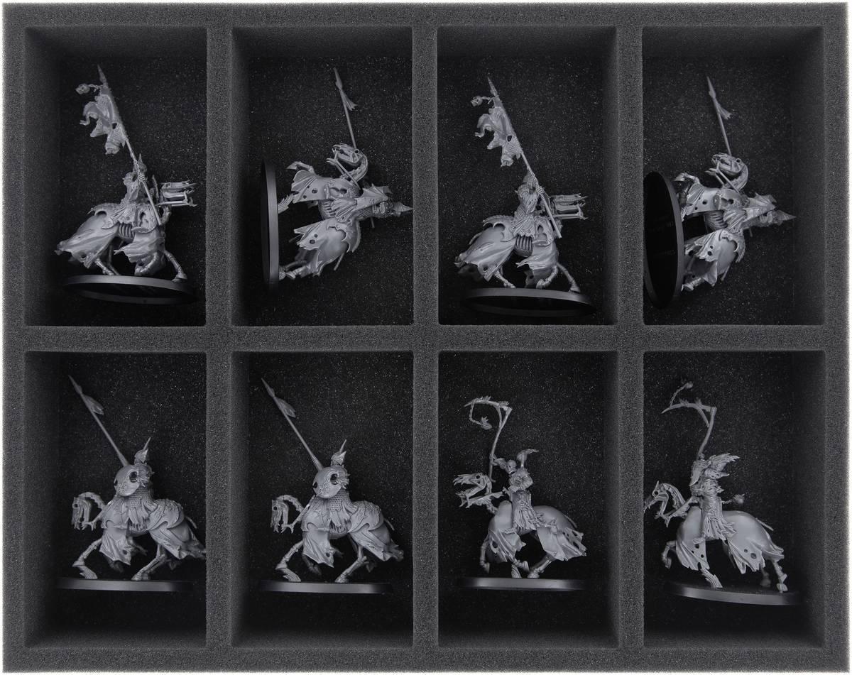 FS050WH26 foam tray for Nighthaunt: Hexwraiths