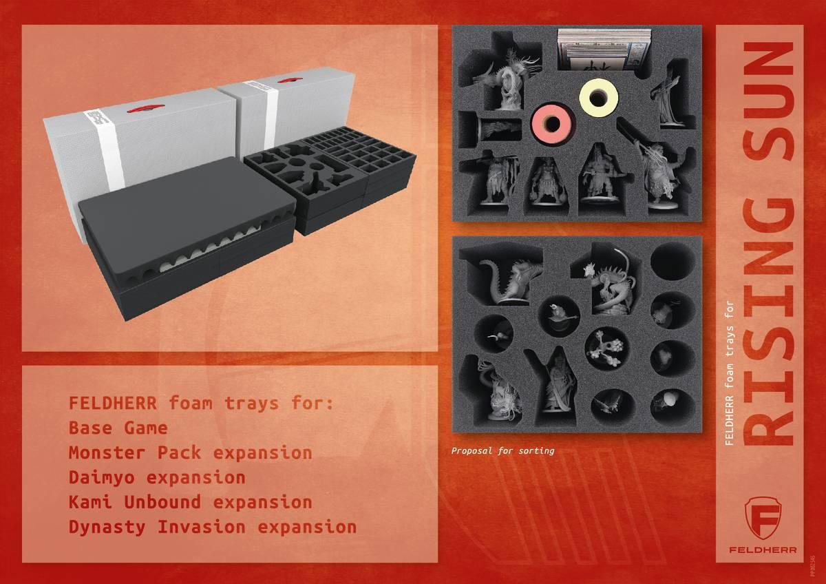 PP002545 - Flyer für Rising Sun Kickstarter Pledge