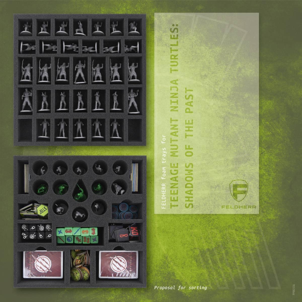PP002556 - Flyer für Teenage Mutant Ninja Turtles: Shadows of the Past