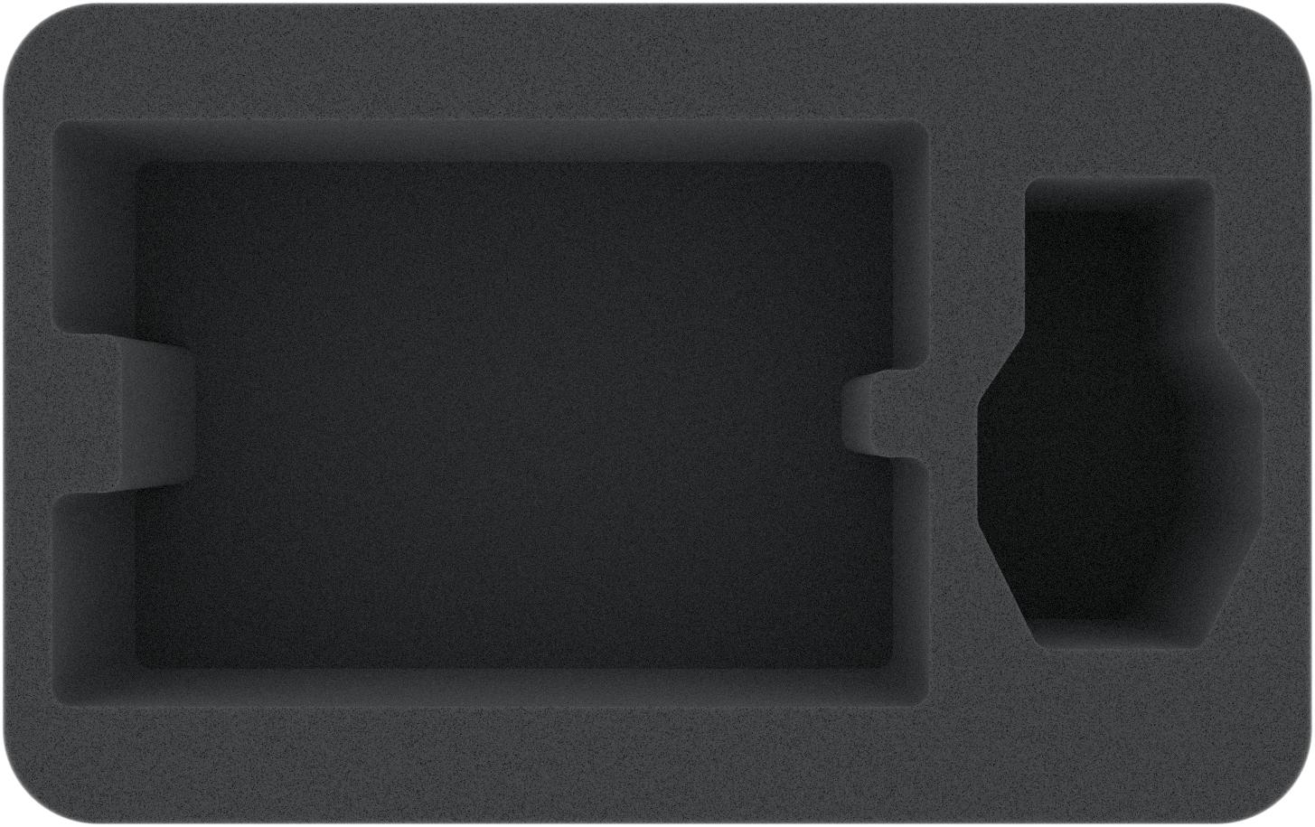 HSMEGC090BO foam tray for Primaris Repulsor