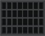 FS060WH32 60 mm foam tray for Warhammer - 32 compartments