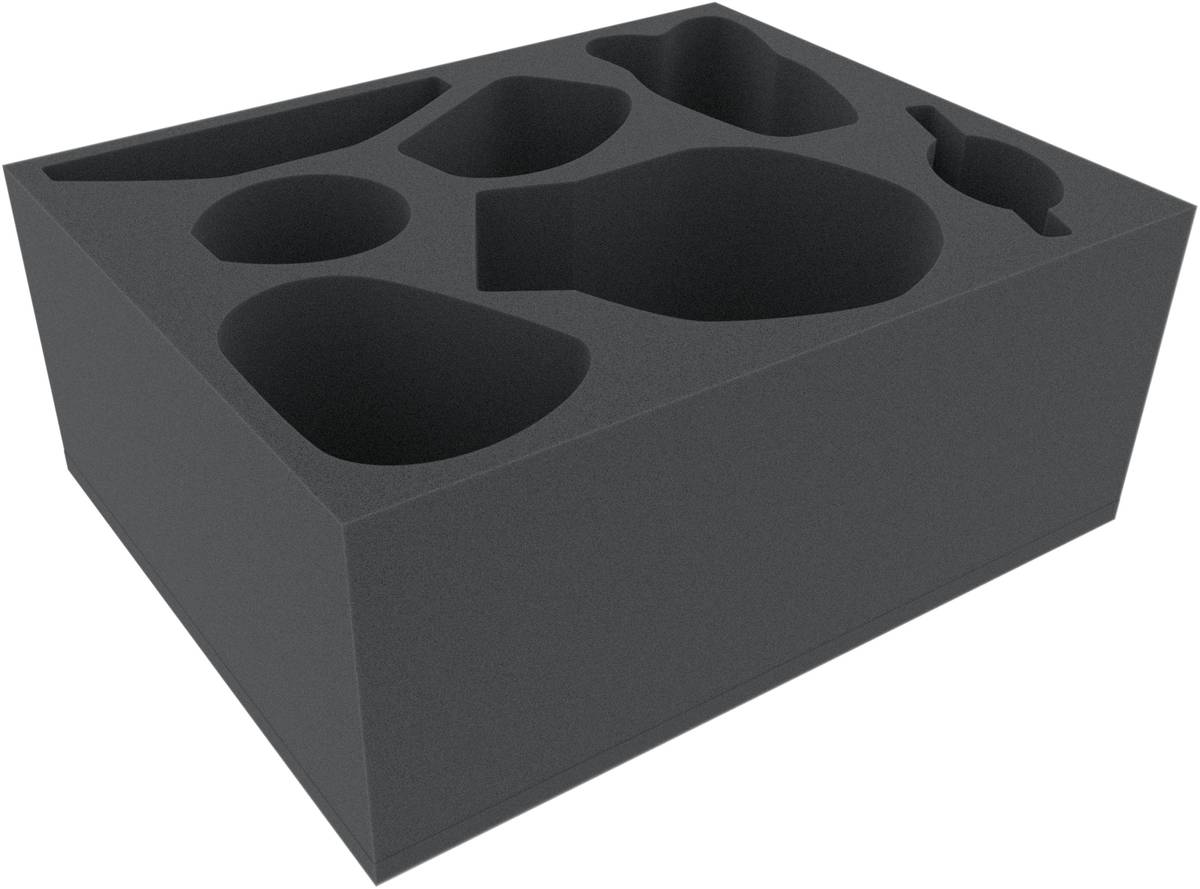 FSMEFK140BO foam tray for Age of Sigmar: Malign Sorcery - large miniatures