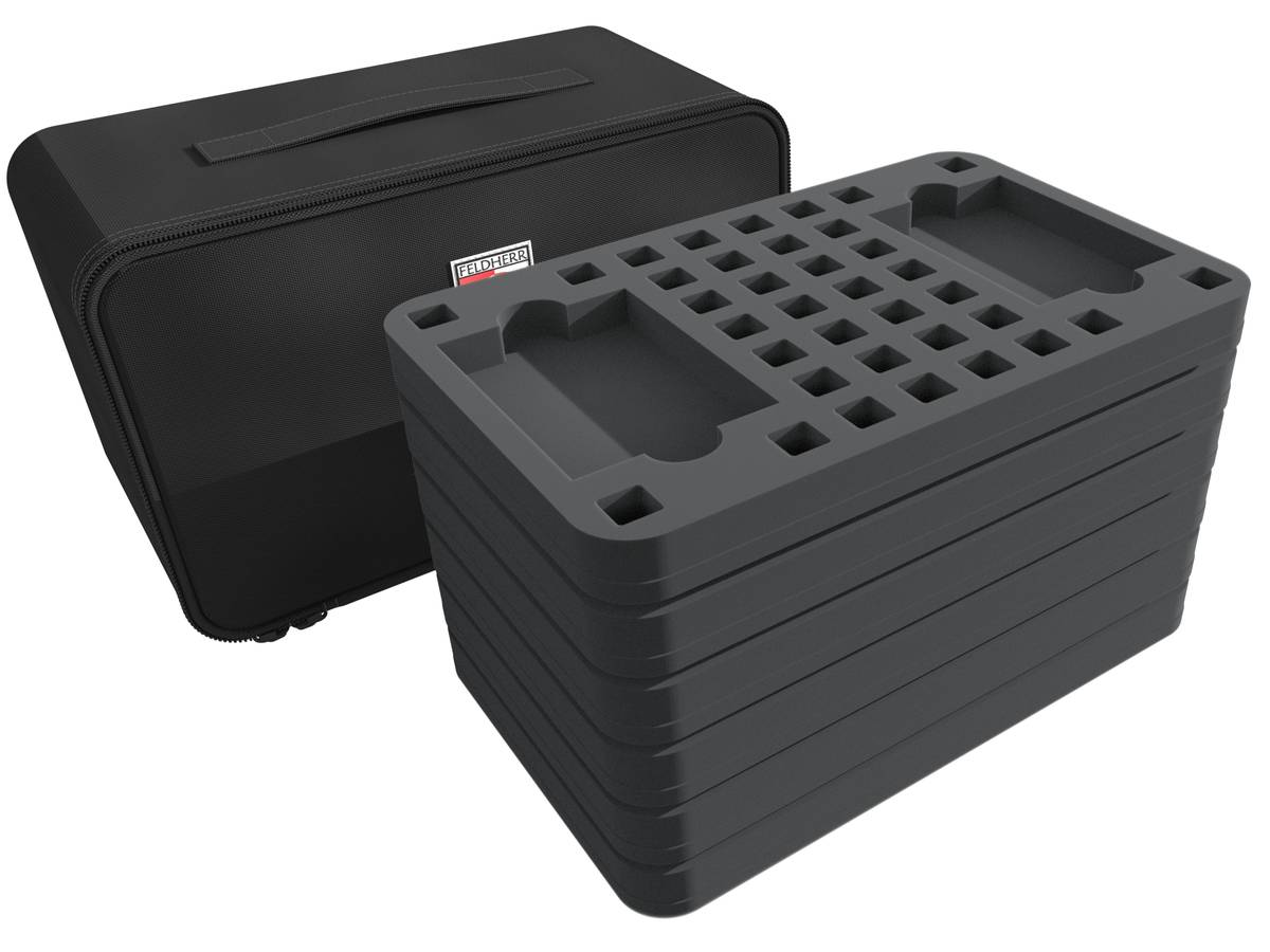 Feldherr MINI bag for Dice Masters - 216 dice + cards