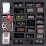 Feldherr Foam Tray Set for Folklore: The Affliction (2nd Printing) board game box - Dark Tales