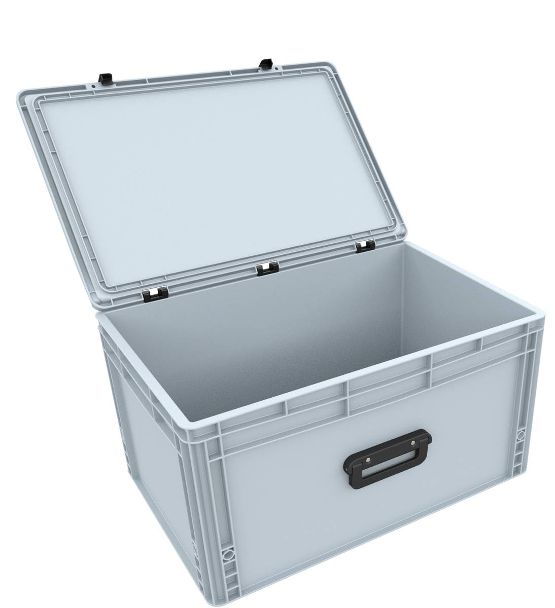 DSEB305G Euro Container Case with handle ED 64/32 1G