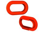 Hand Hole Reinforcer red