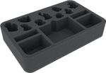 HSMEHF050BO foam tray for Warhammer Underworlds: Nightvault - Zarbag's Gitz
