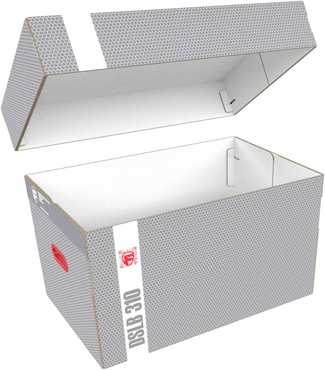 Feldherr Lagerbox DSLB310 leer