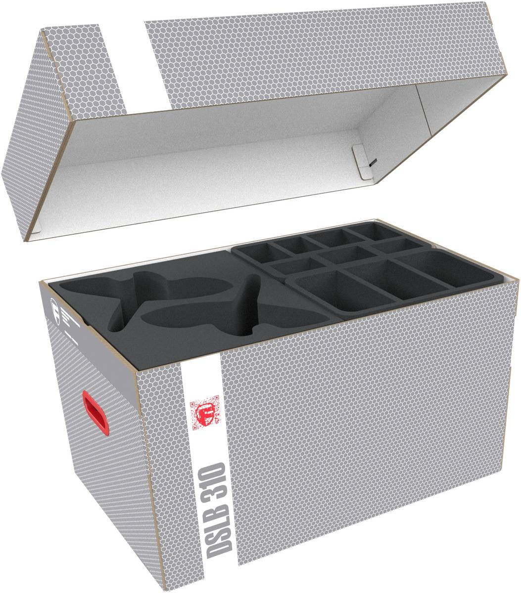 Feldherr Lagerbox DS für Der Herr der Ringe