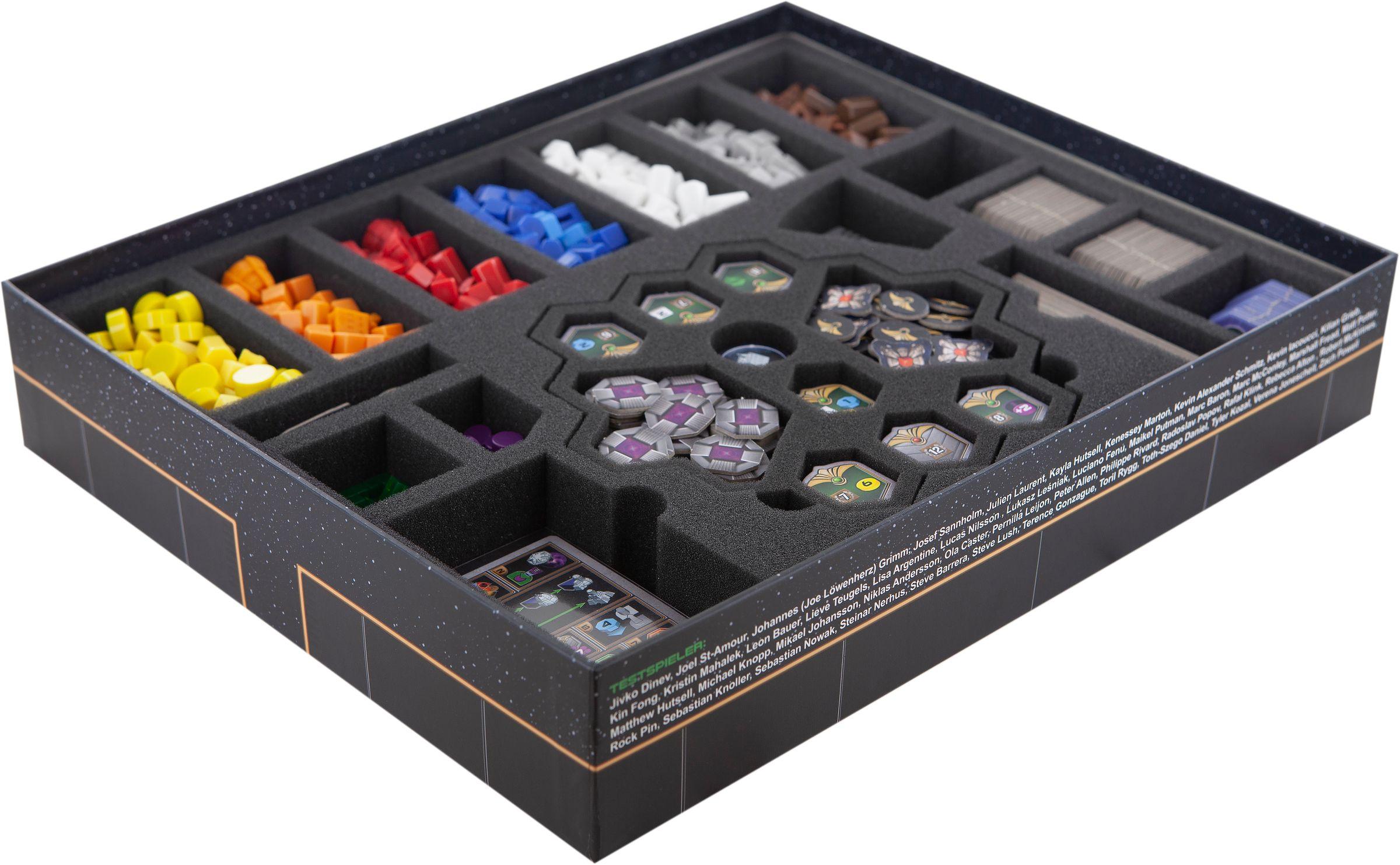 Feldherr Organizer for Gaia Project - board game box | Feldherr Worldwide