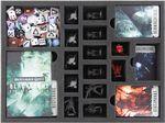 Feldherr Schaumstoff-Set für Warhammer Quest: Blackstone Fortress Brettspielbox