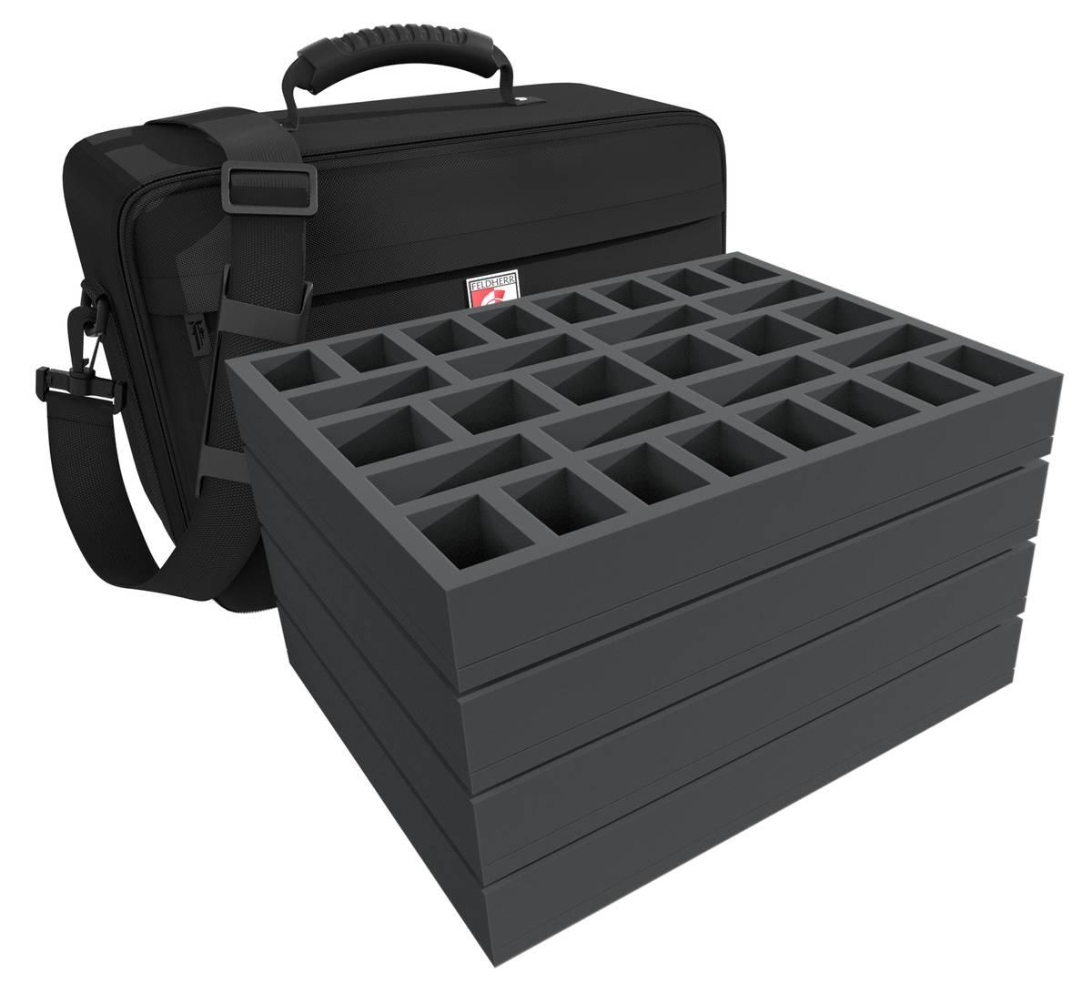 Feldherr MAXI bag for 124 miniatures