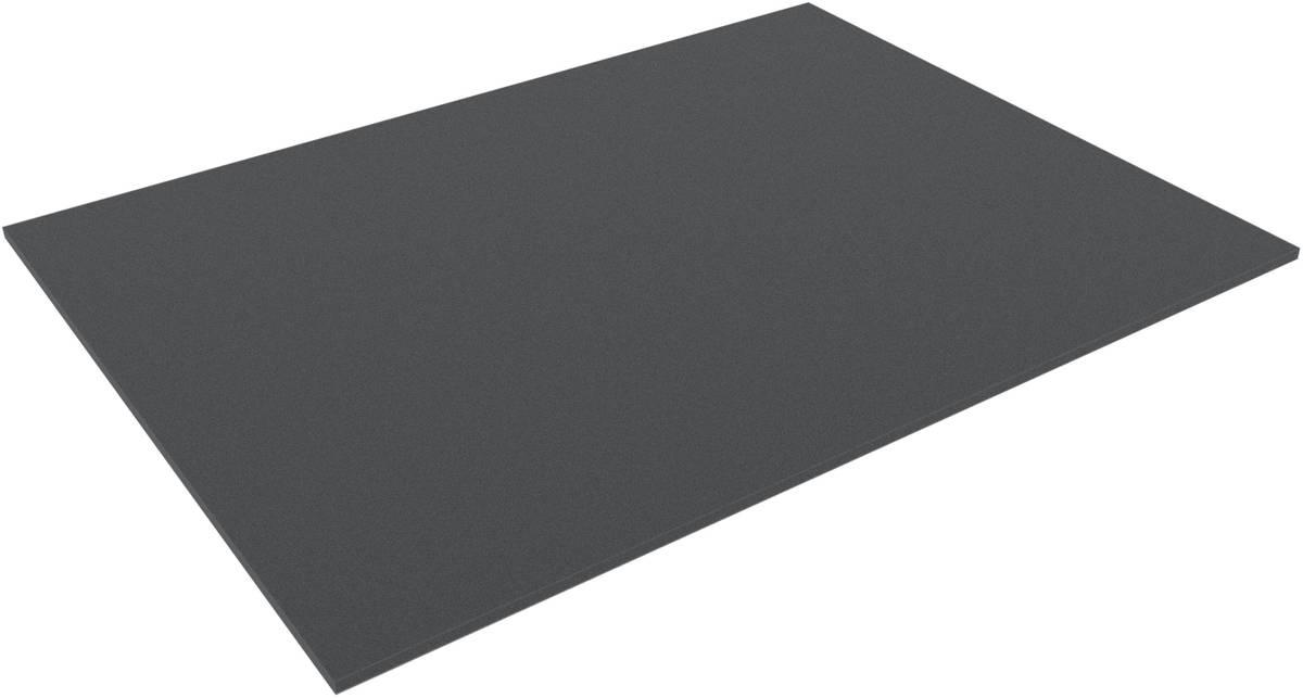 800 mm x 600 mm x 10 mm Schaumstoffzuschnitt / Schaumstoff Platte