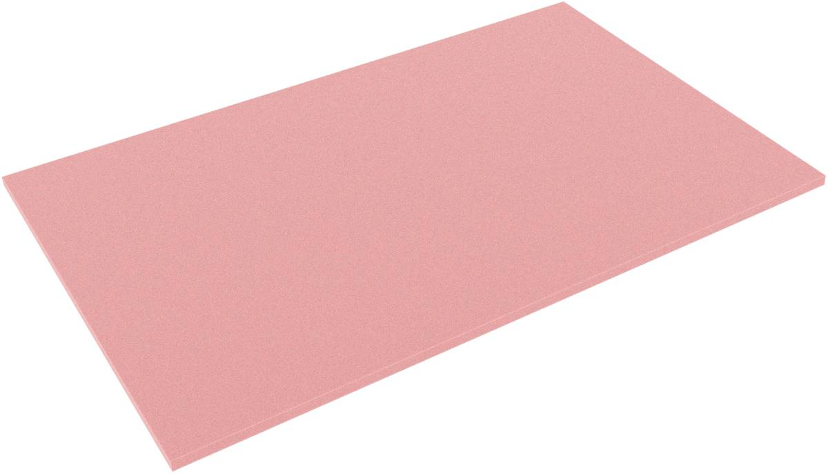 600 mm x 400 mm x 10 mm (0.4 inches) ESD sheet / electrostatic dissipative