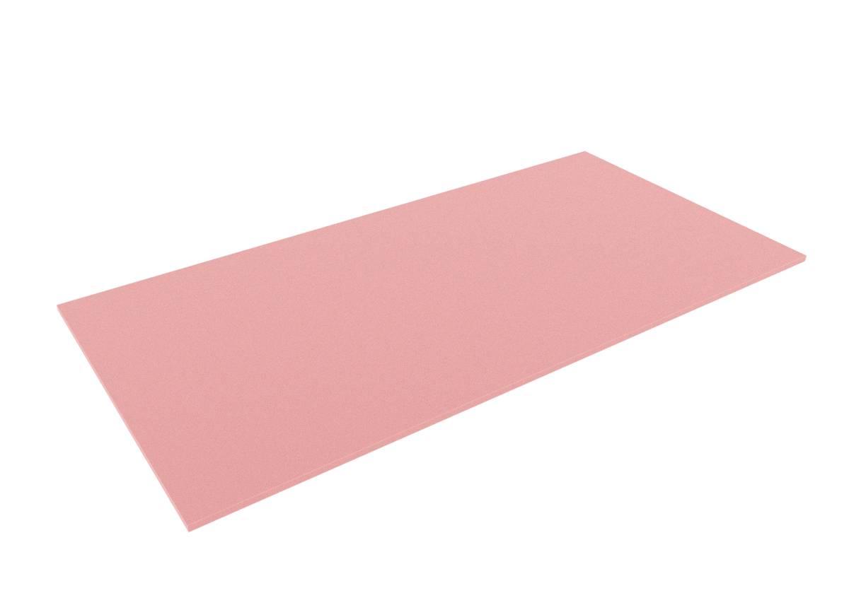 1000 mm x 500 mm x 10 mm ESD Zuschnitt - elektrostatisch ableitfähig