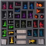 Feldherr Schaumstoff-Set für Monster Slaughter Brettspielbox