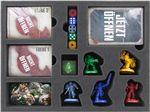 Feldherr Schaumstoff-Set für Space Marine Adventures Brettspielbox