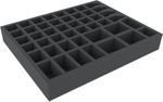 AVMEJF050BO foam tray for Scythe Legendary Box - 46 compartments