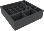 Feldherr foam tray set for Arkham Horror 3rd Edition board game box