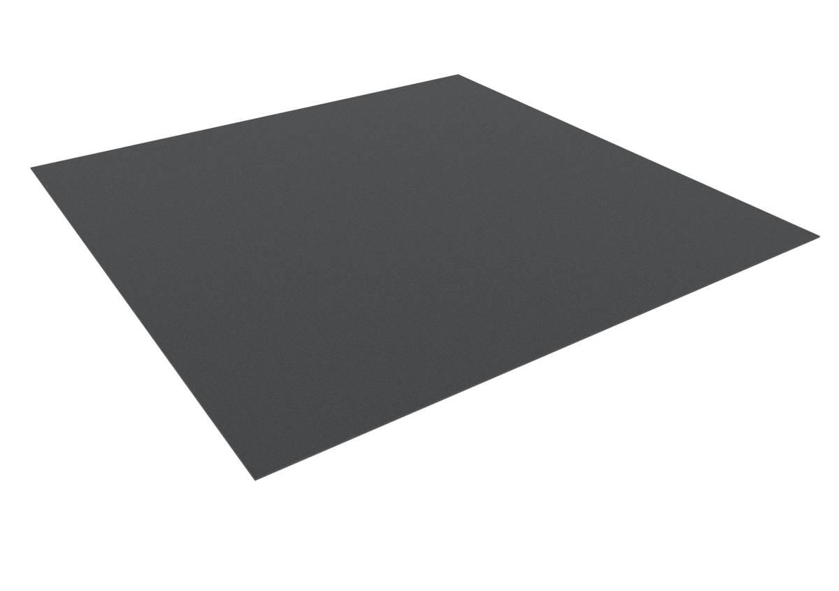 1000 mm x 1000 mm x 3 mm foam sheet