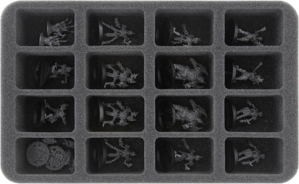 HS050BB12 foam tray for Blood Bowl: Champions of Death