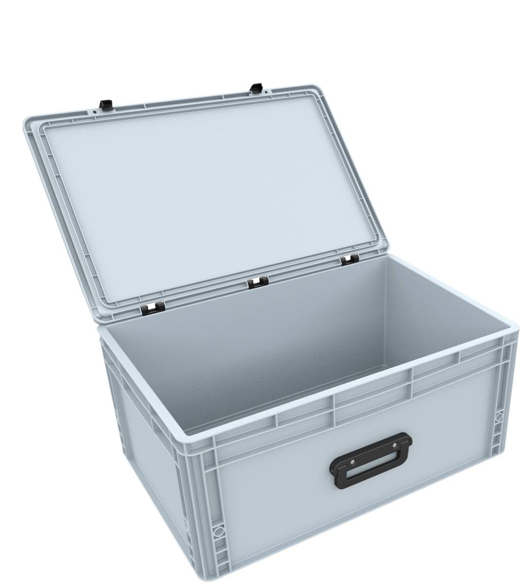 DSEB265G Euro Container Case with handle ED 64/27 1G