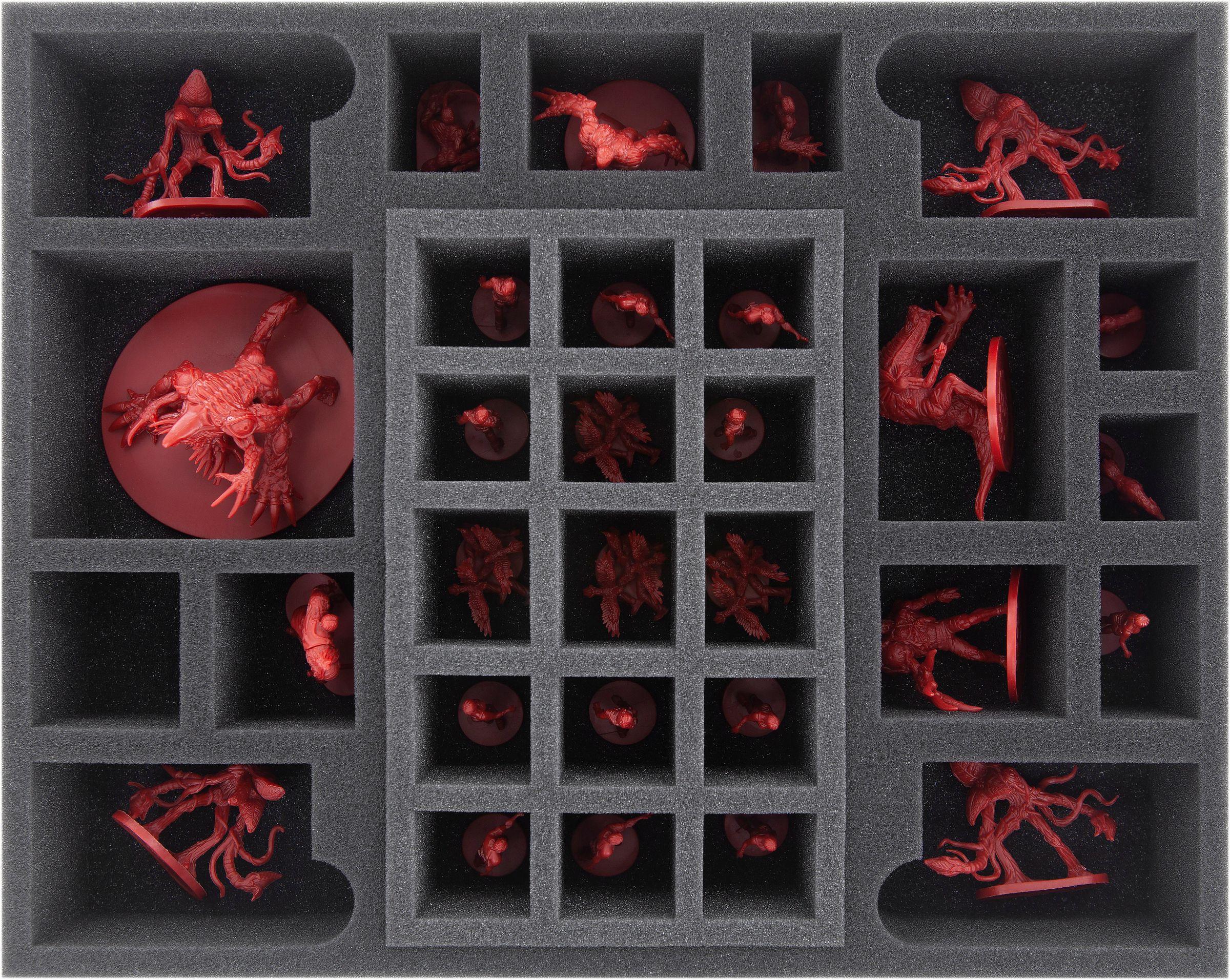 Feldherr Storage Box for Resident Evil 2: The Board Game - Kickstarter  Survivor Pledge