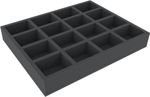 FS050WH43 foam tray for Primaris Space Marines - 16 compartments