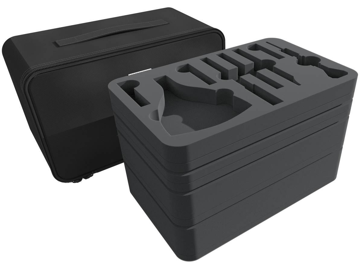 Feldherr MINI PLUS Tasche für Citadel-Werkzeuge + Citadel-Farbtöpfe + Miniaturen