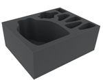 Feldherr foam tray set for Wraithknight + Jetbikes + Vyper