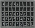FS035BA01 Foam Tray for Bolt Action – 45 miniatures