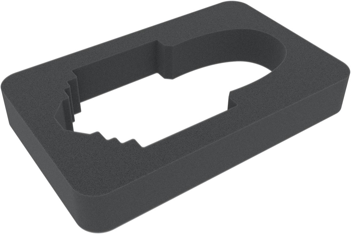 HSMEJY040 foam tray as extension for Ghost Ark