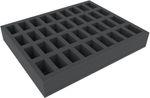 FS050BO 50 mm Figure Foam Tray with base - full-size