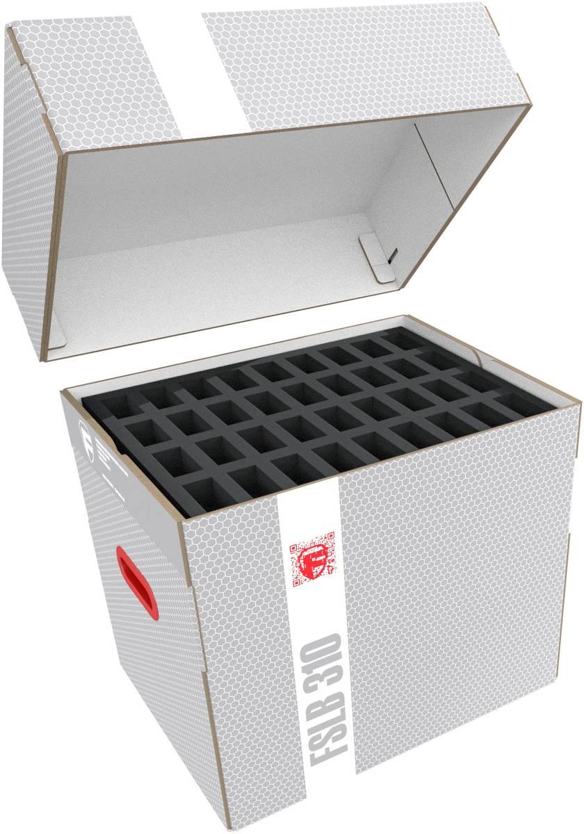 Feldherr Storage Box for 216 miniatures + tanks / monsters
