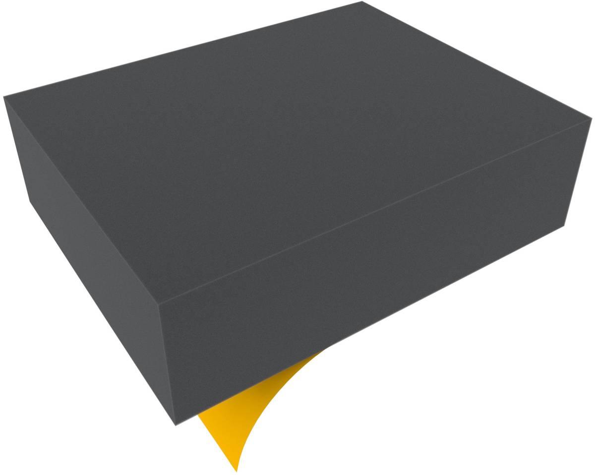 FSBA090S Full-Size block foam – 90 mm self-adhesive