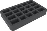 HS035WH57 foam tray for Gloomspite Gitz - 20 compartments