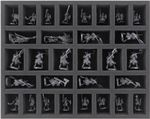 FS045A001 foam tray for Beasts of Chaos - 30 compartments