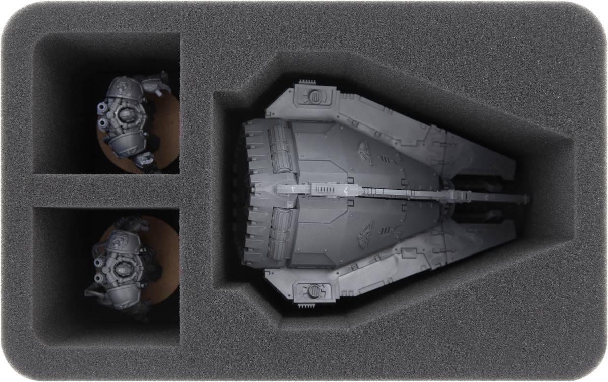 HSMEKW120BO Schaumstoffeinlage für Drop Pod
