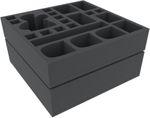 Feldherr foam tray set for Nemesis - board game box