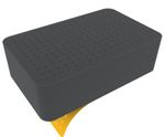 HS080RS half-size Raster Foam Tray 80 mm (2.75 inches) self-adhesive